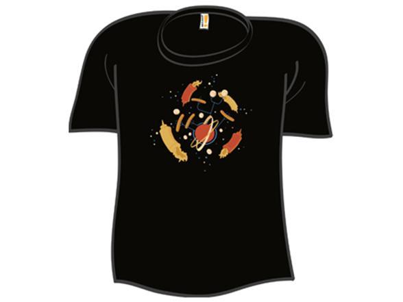 Sci-fi Weenie Roast T Shirt