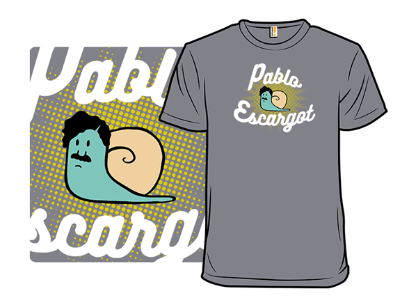 Pablo Escargot T Shirt
