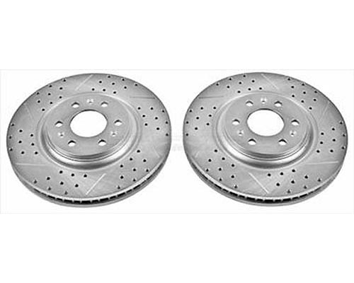 Power Stop AR82117XPR Brake Rotor Front AR82117XPR