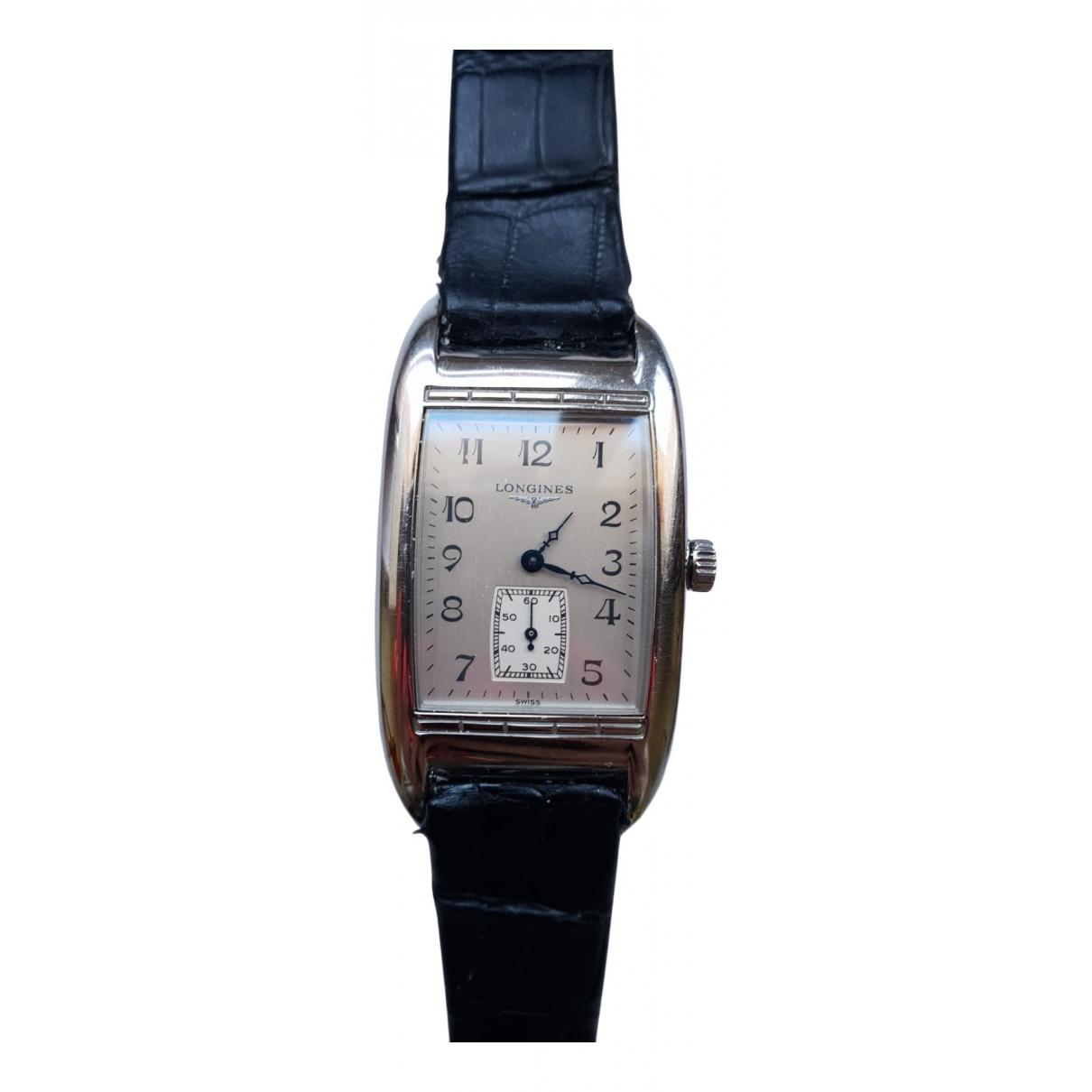 Longines Evidenza Silver Steel watch for Women N