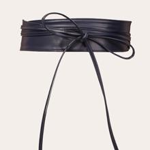 Cinturon ancho simple