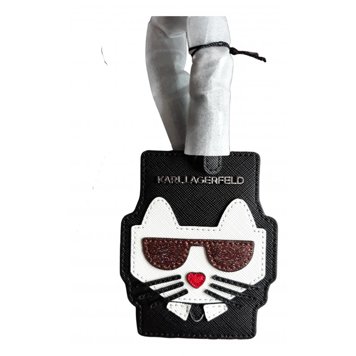 Karl Lagerfeld - Objets & Deco   pour lifestyle en polyamide - noir