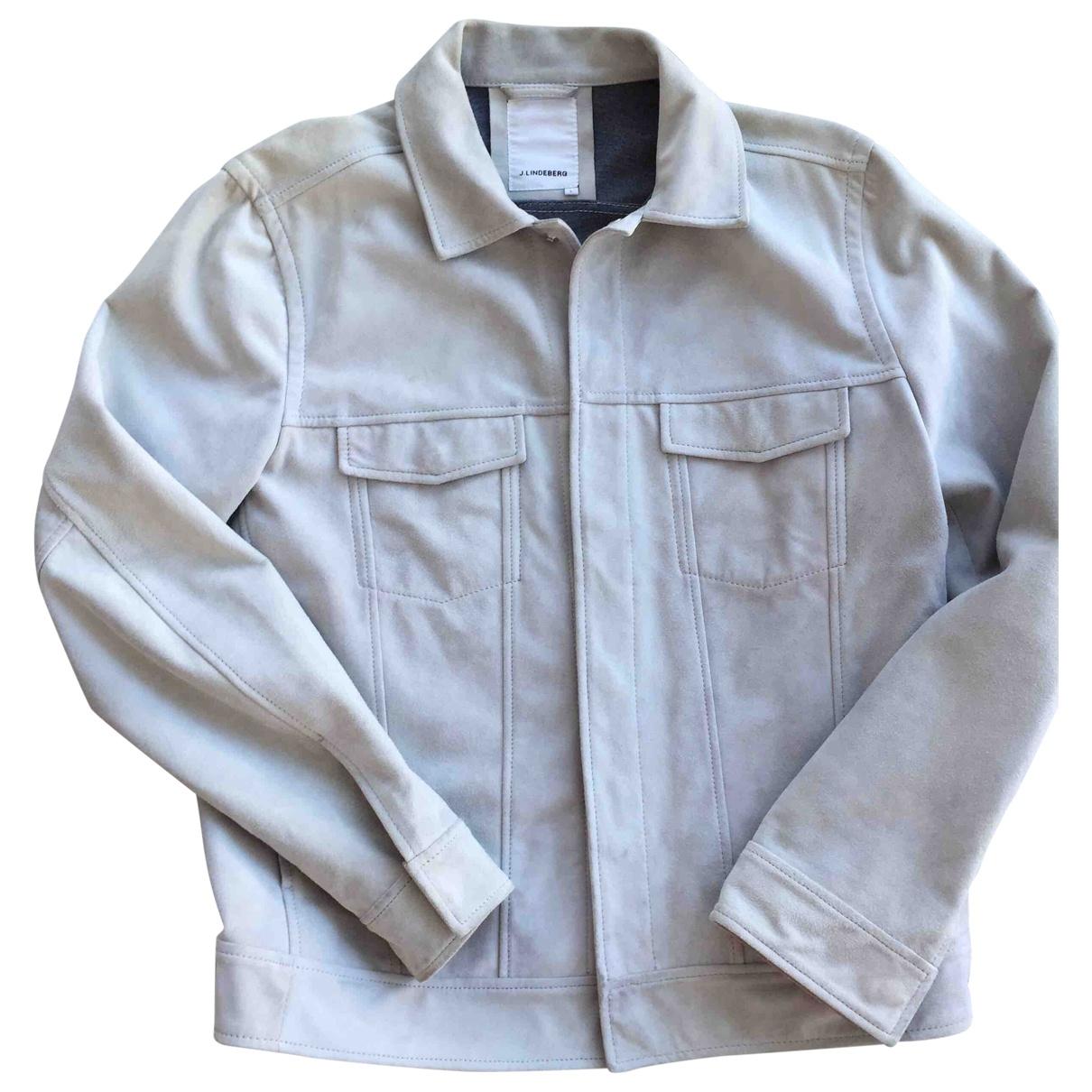 J.lindeberg \N Grey Suede jacket  for Men L International
