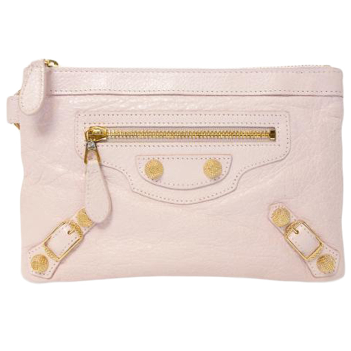 Balenciaga \N Pink Leather Purses, wallet & cases for Women \N