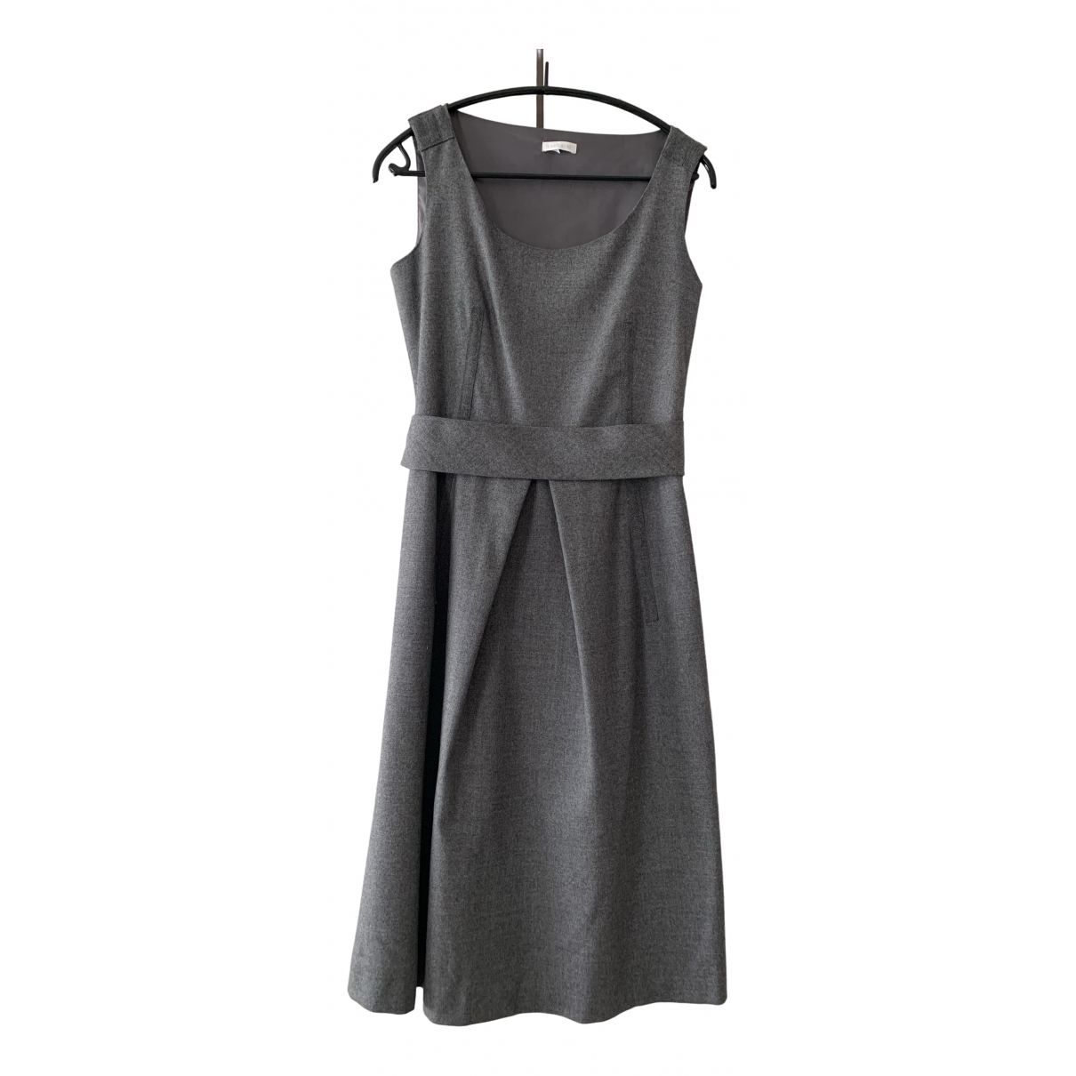 Cacharel \N Kleid in  Grau Wolle