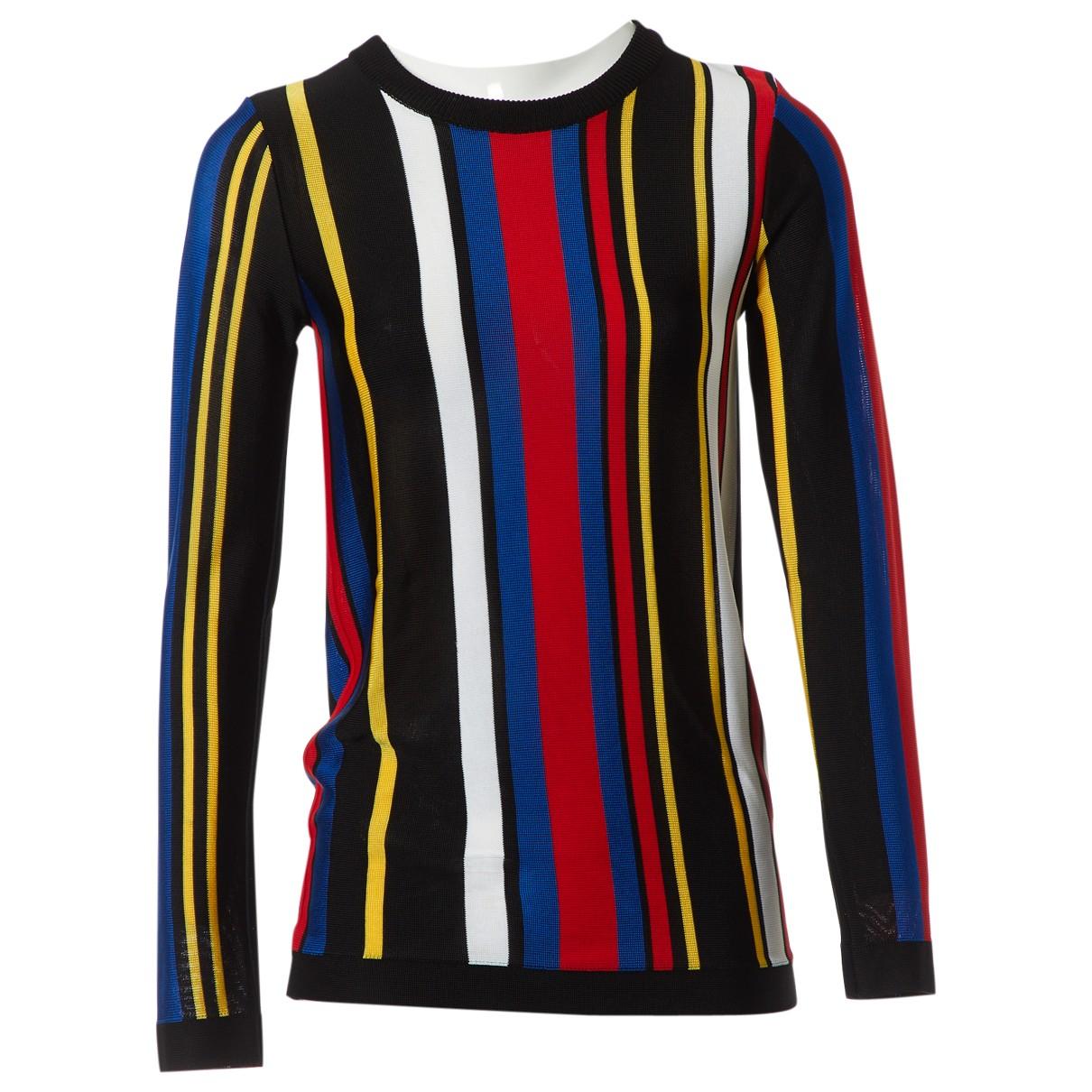 Balmain - Pull   pour femme - multicolore