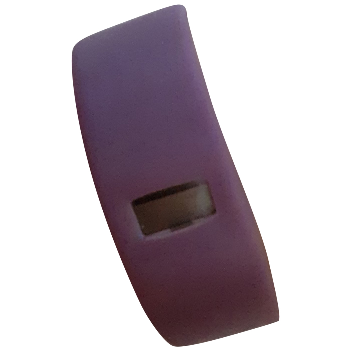 Non Signé / Unsigned \N Purple watch for Women \N