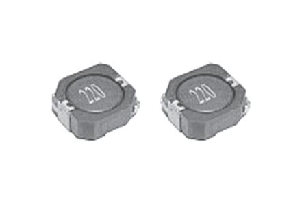 RS PRO , 0105 Shielded Wire-wound SMD Inductor 820 μH Shielded 500mA Idc (25)