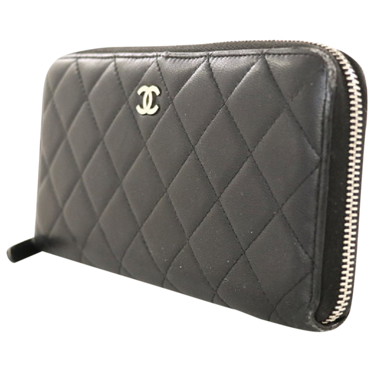 Chanel N Fur wallet for Women N