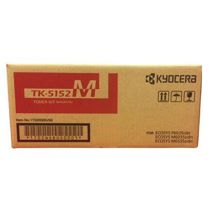 Kyocera Mita TK-5152M 1T02NSBUS0 Original Magenta Toner Cartridge