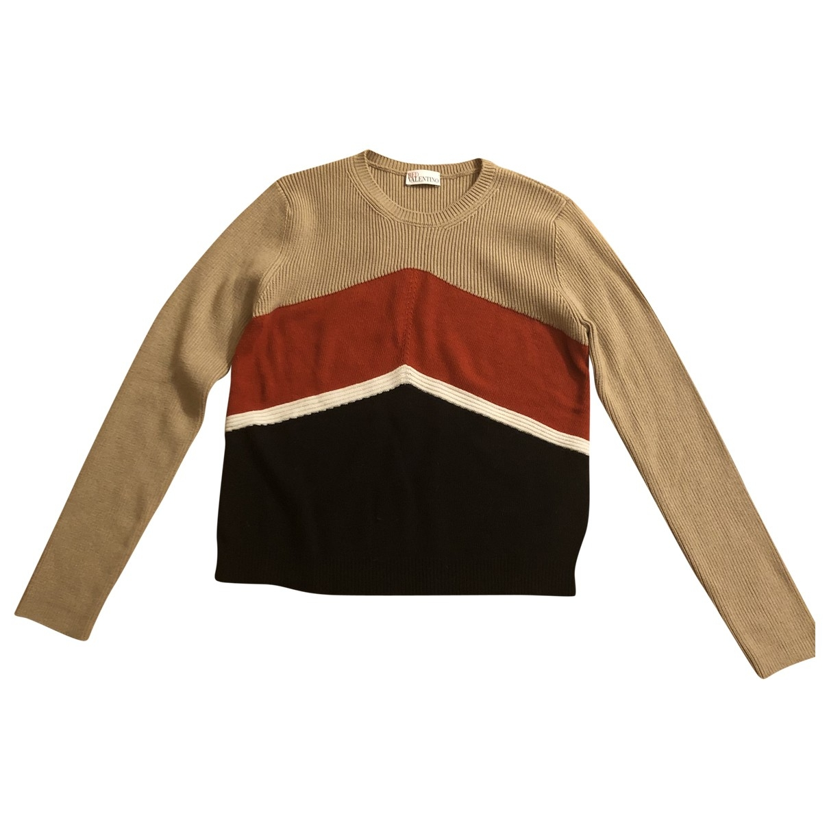 Red Valentino Garavani \N Multicolour Wool Knitwear for Women L International