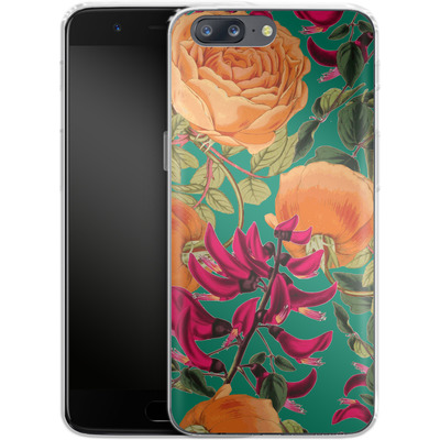 OnePlus 5 Silikon Handyhuelle - Sweet Spring von Zala Farah