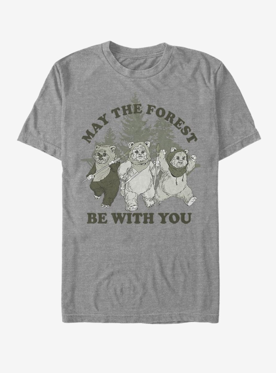 Star Wars The Forest T-Shirt