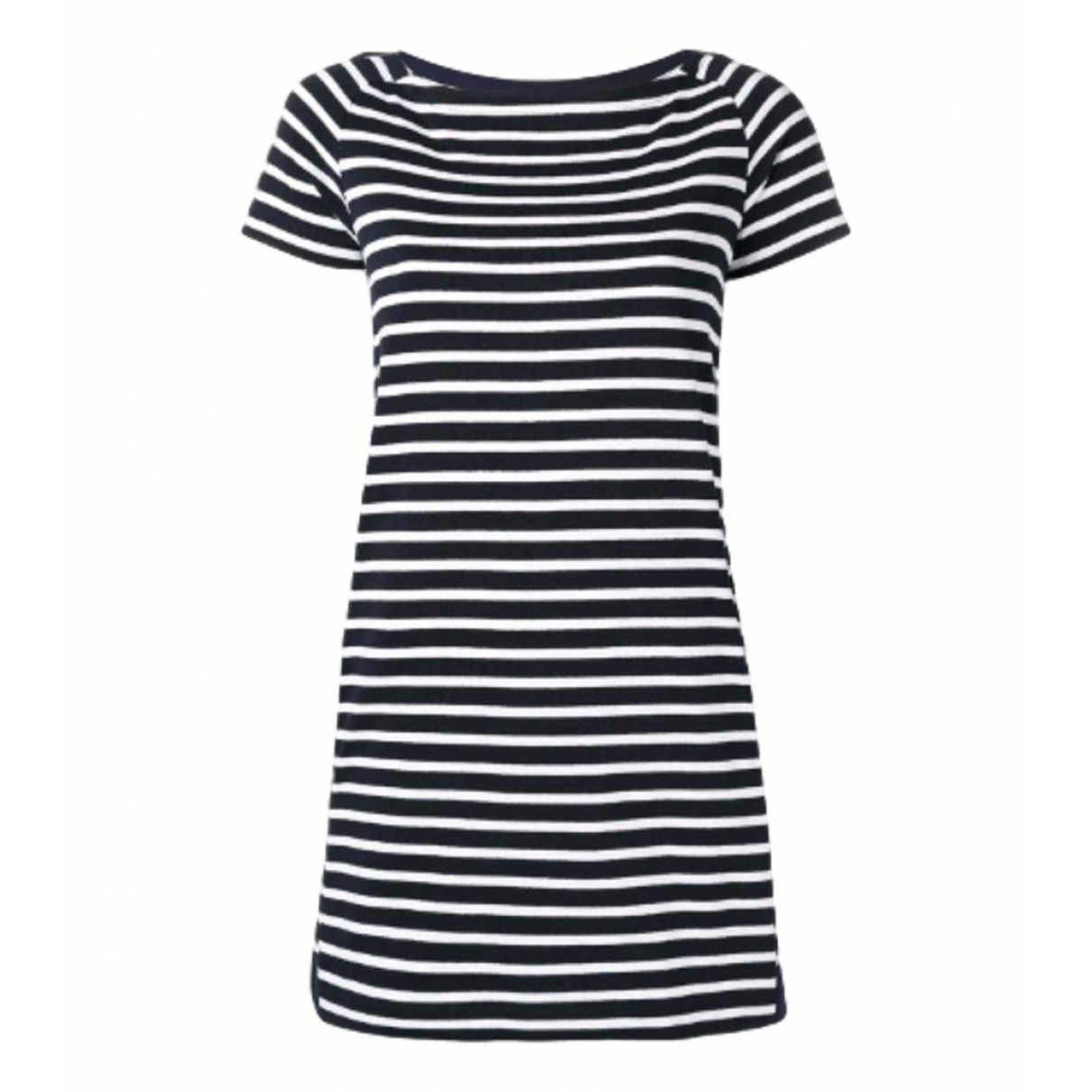 Sacai \N Navy Cotton dress for Women 4 0-5