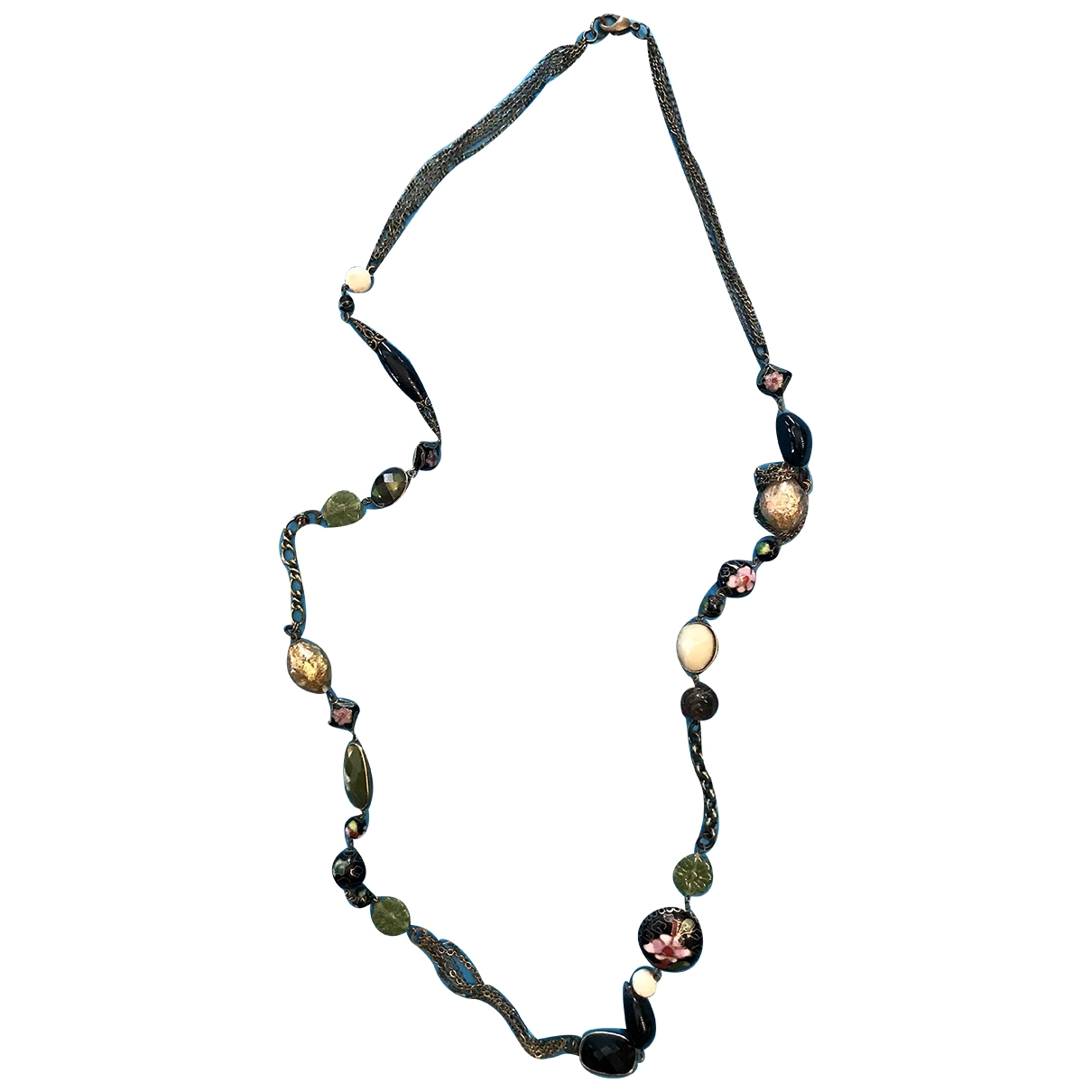 Non Signé / Unsigned \N Multicolour necklace for Women \N