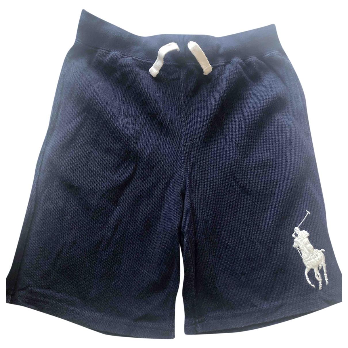 Polo Ralph Lauren \N Shorts in  Blau Baumwolle