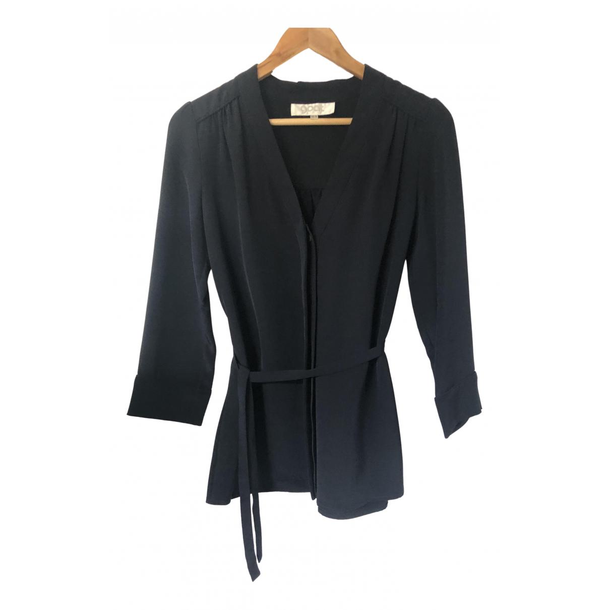 Goat \N Blue Silk jacket for Women 8 UK