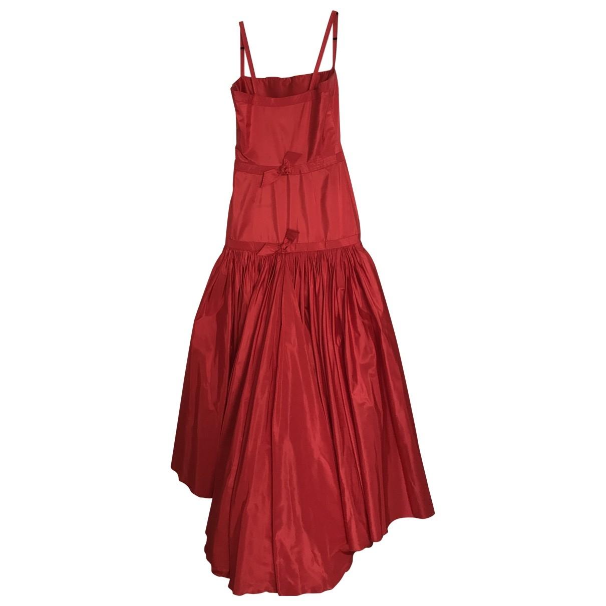 Maxi vestido de Seda Valentino Garavani