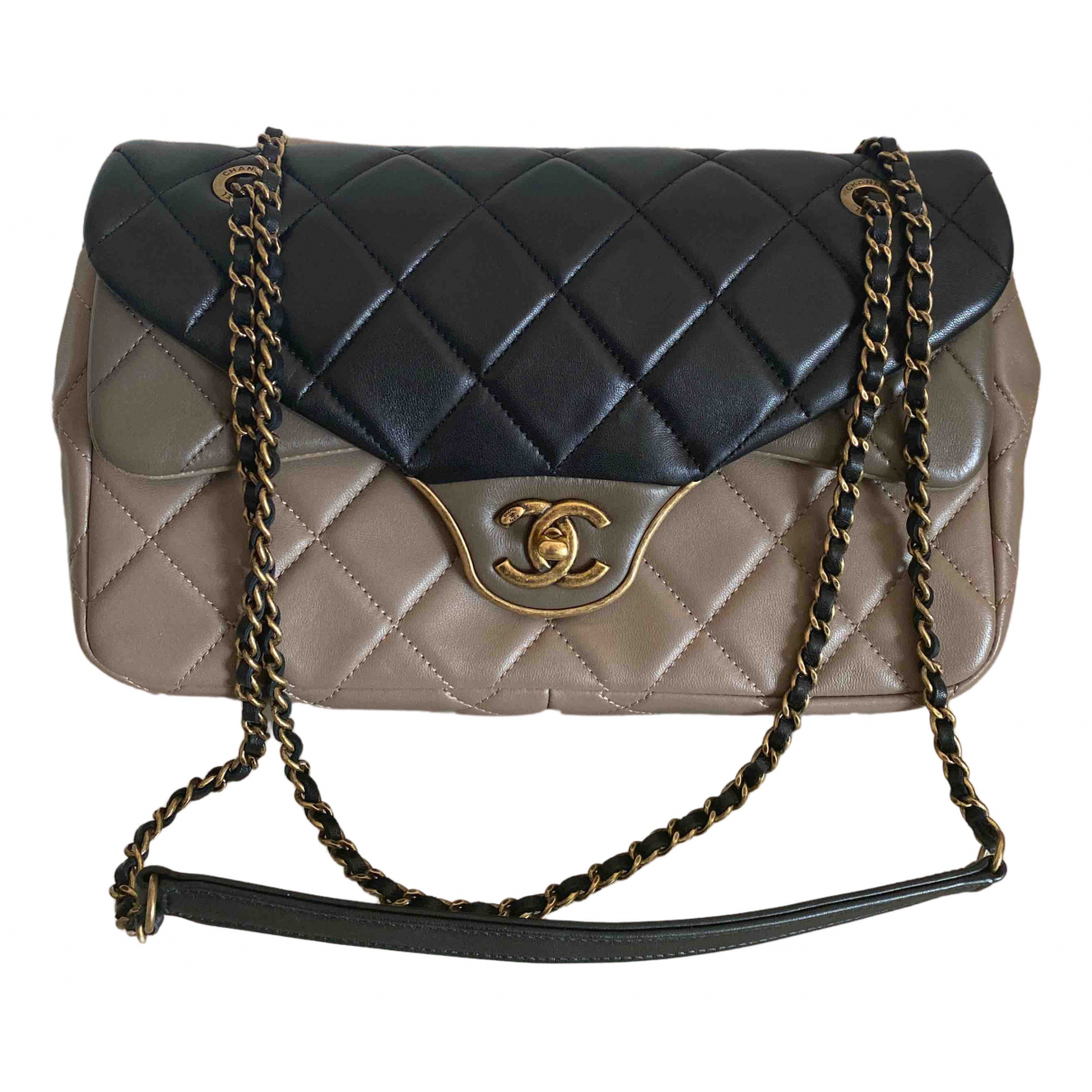 Chanel Timeless/Classique Multicolour Leather handbag for Women \N