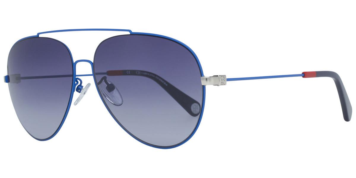 Carolina Herrera SHE107 0696 Men's Sunglasses  Size 59