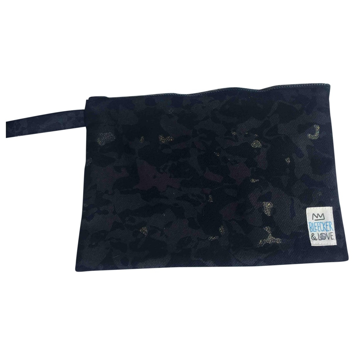 Non Signé / Unsigned \N Multicolour Cloth Clutch bag for Women \N