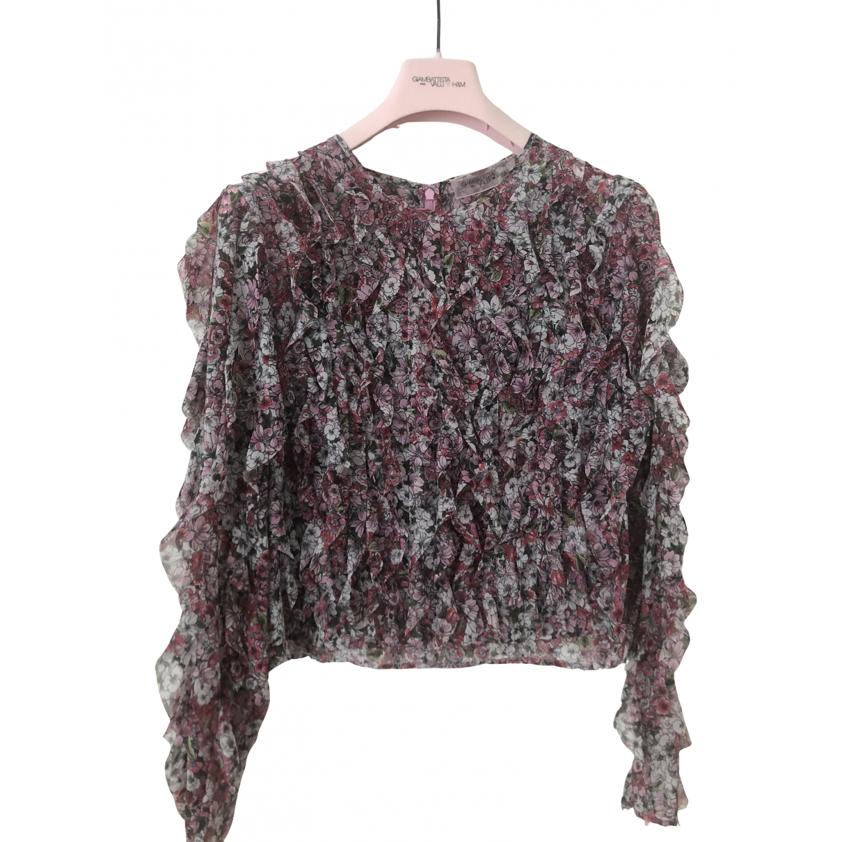 Giambattista Valli X H&m \N Multicolour  top for Women 42 FR