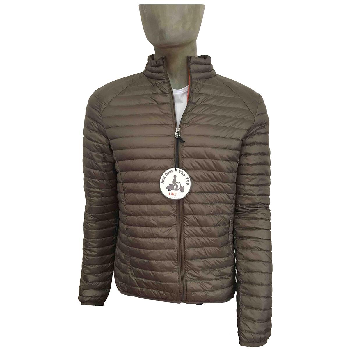 Jott \N Beige jacket  for Men M International