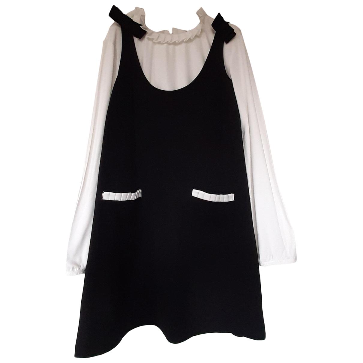 Twin Set \N Black dress for Kids 12 years - XS FR