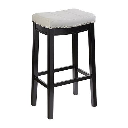Claridge Barstool, One Size , Black