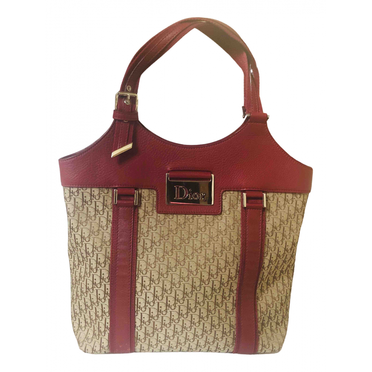 Dior N Beige Cloth handbag for Women N