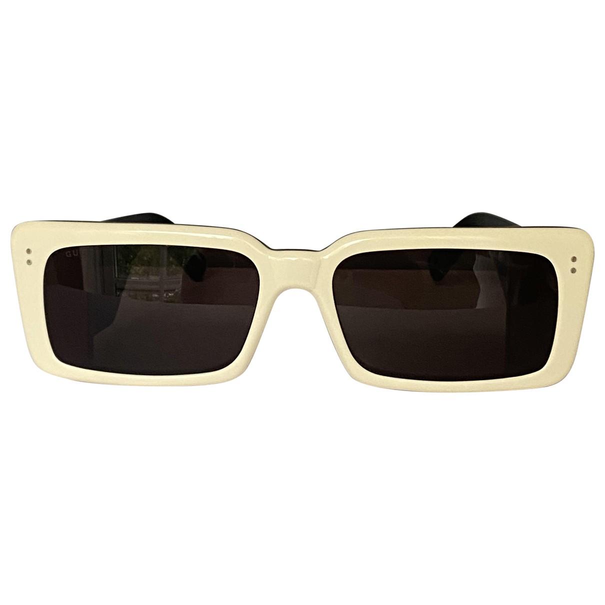 Gucci \N Beige Sunglasses for Women \N