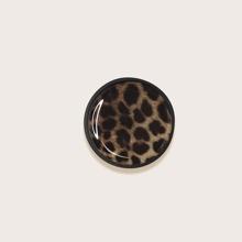 Leopard Pop-Out Phone Grip