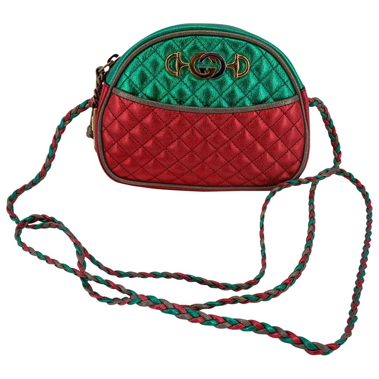 Gucci Laminated Multicolour Leather handbag for Women \N