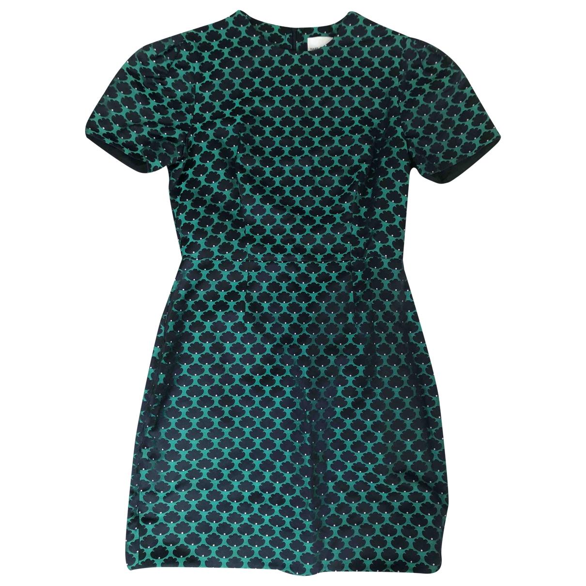 Mary Katrantzou - Robe   pour femme - vert