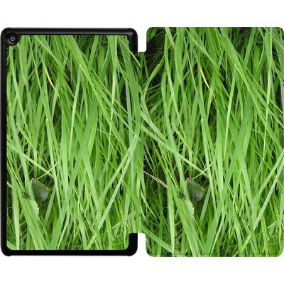 Amazon Fire HD 8 (2017) Tablet Smart Case - Grass von caseable Designs