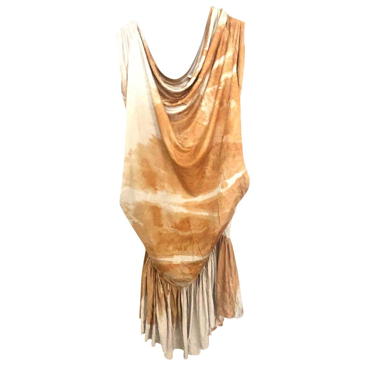 Mini vestido de Seda Vivienne Westwood