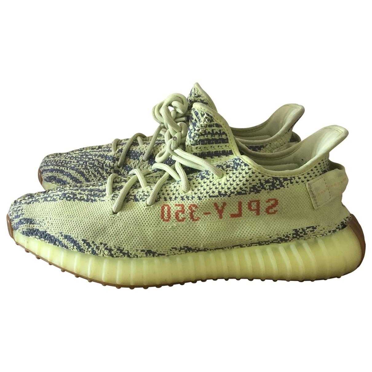 Yeezy X Adidas - Baskets Boost 350 V2 pour homme - vert