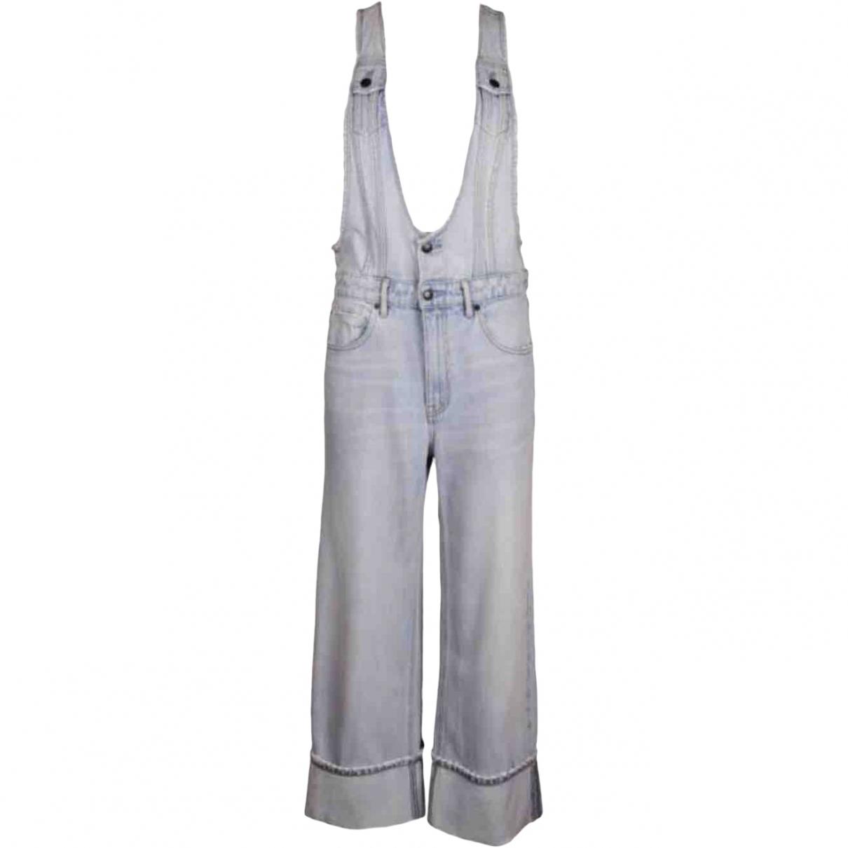 Alexander Wang \N Jumpsuit in Denim - Jeans