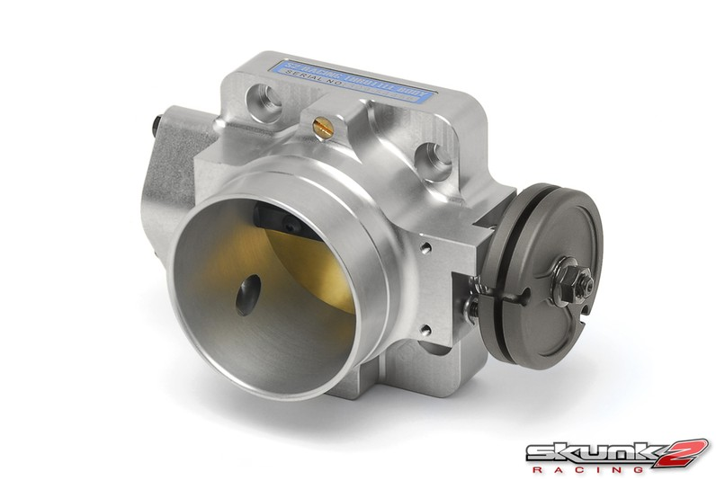 Skunk2 309-05-0050 Pro Series 70mm Billet Throttle Body Honda Accord 90-02