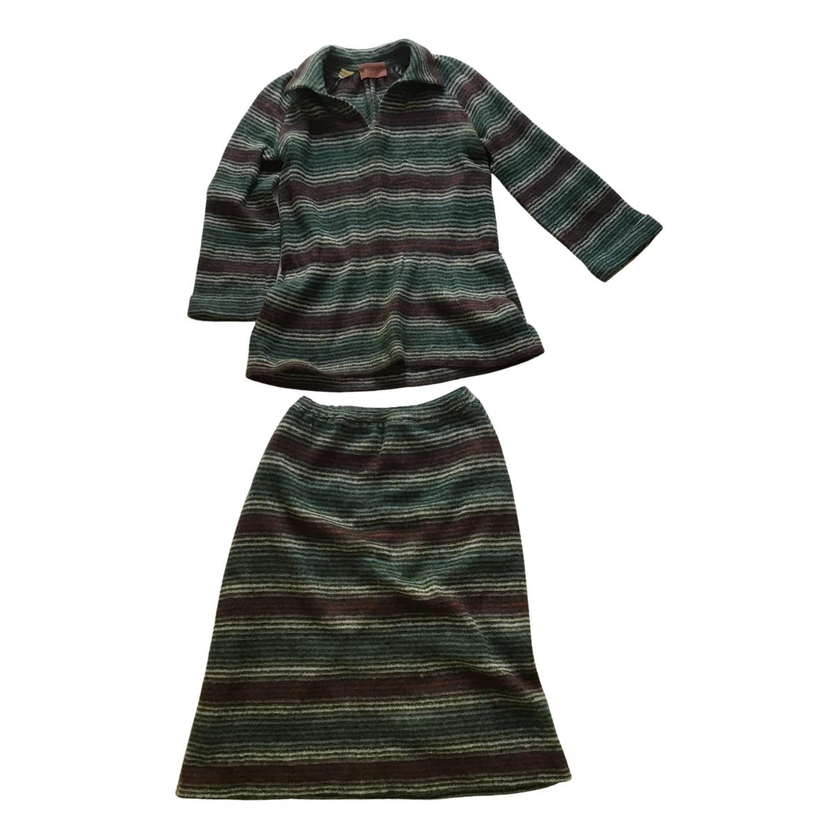 Missoni N Multicolour Wool dress for Women 40 IT
