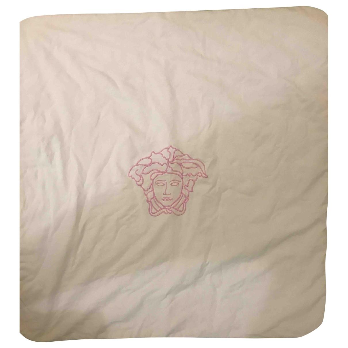 Versace - Linge de maison   pour lifestyle en coton - rose