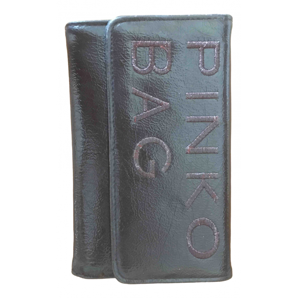 Pinko \N Brown wallet for Women \N