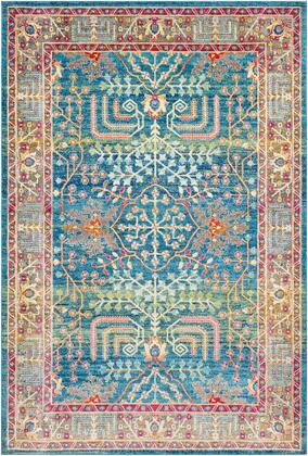 Aura Silk ASK-2310 53 x 76 Rectangle Traditional Rug in