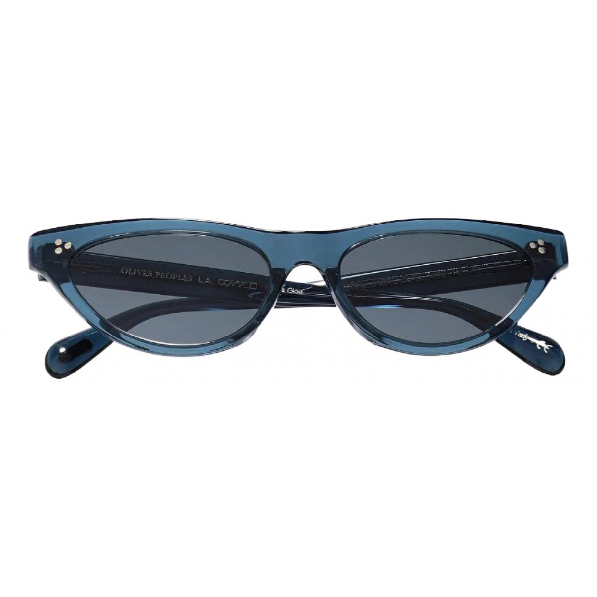 Oliver Peoples \N Blue Sunglasses for Women \N
