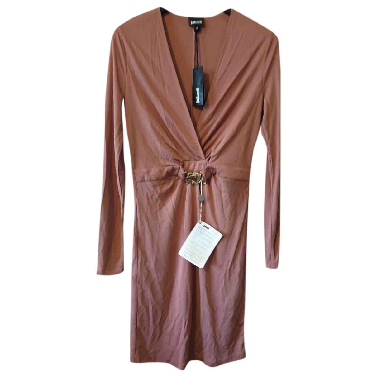 Just Cavalli \N Cotton - elasthane dress for Women 44 FR