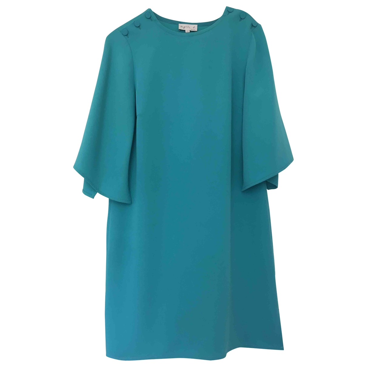Mini vestido Agnes B.