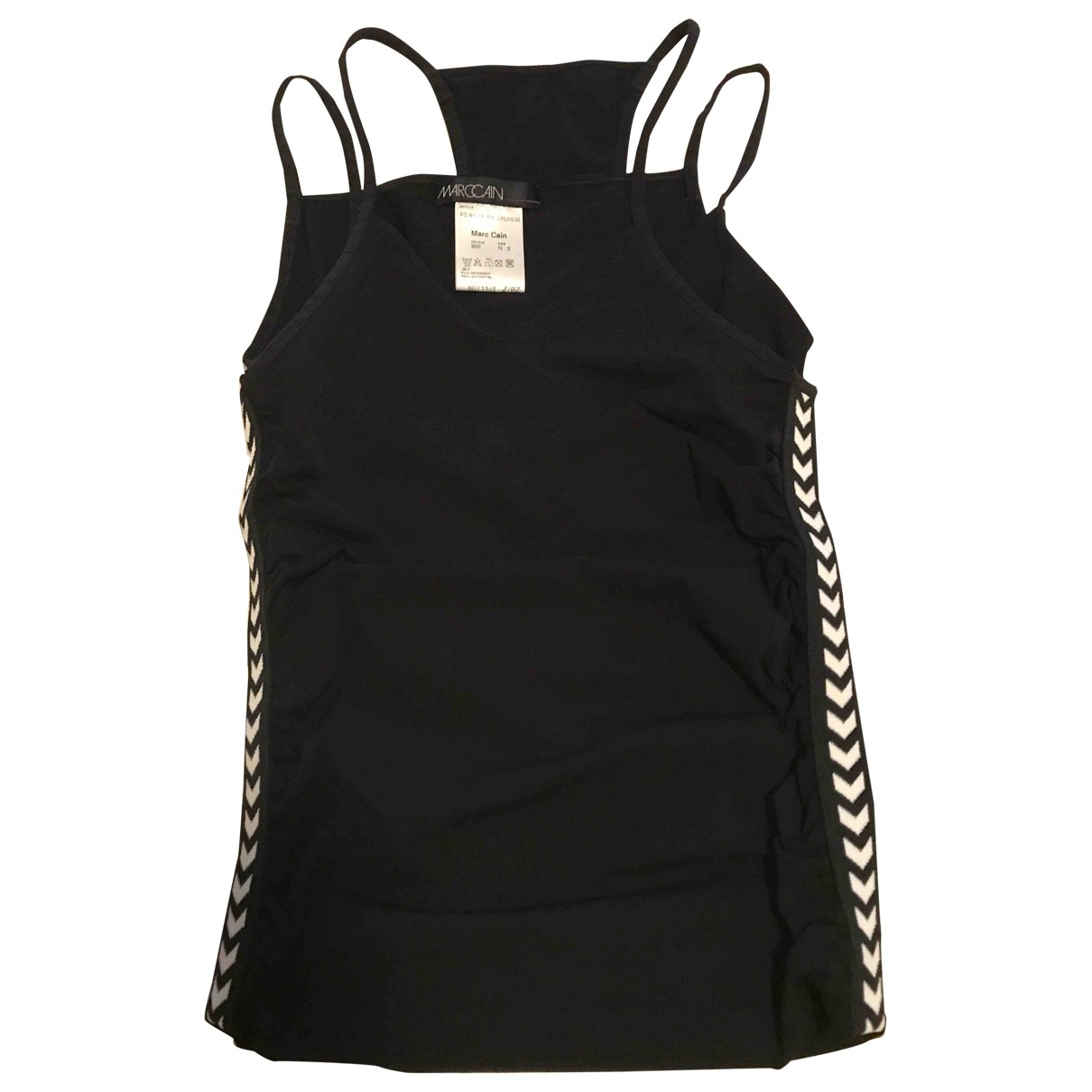 Marc Cain \N Black  top for Women 2 US