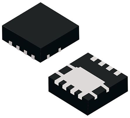 DiodesZetex N-Channel MOSFET, 60 V, 8-Pin PowerDI3333 Diodes Inc DMT6007LFG-7 (10)