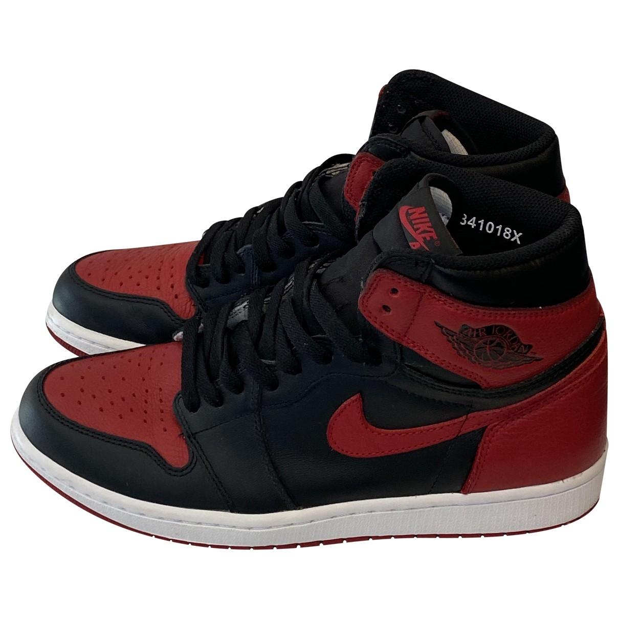 Jordan Air Jordan 1  Leather Trainers for Men 44 EU