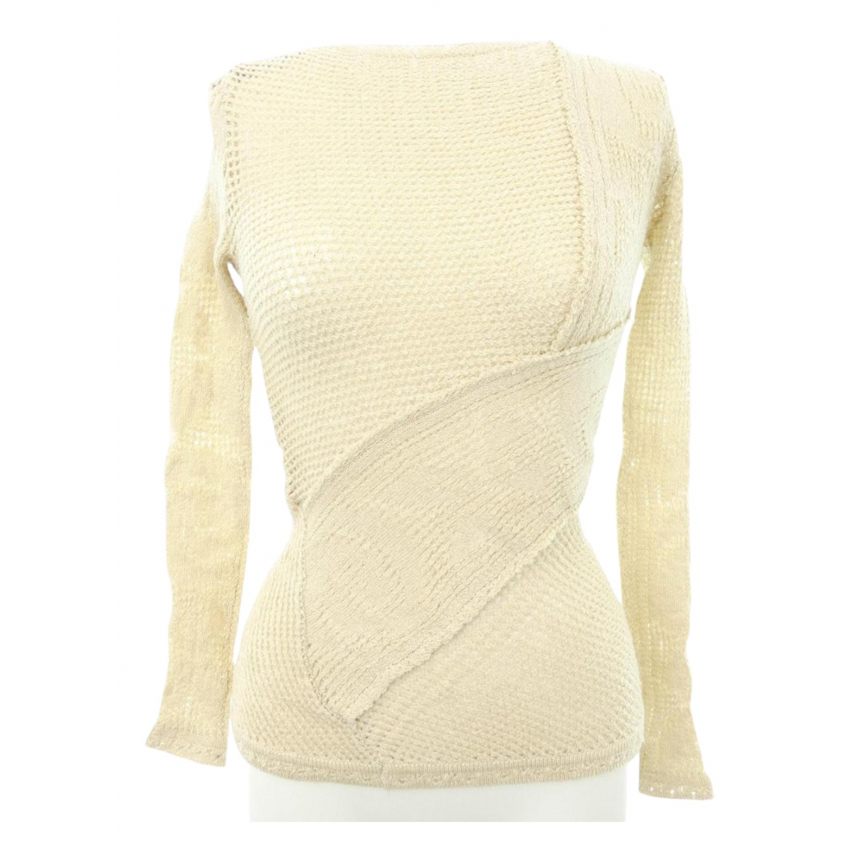 Balenciaga N Yellow Knitwear for Women 34 FR